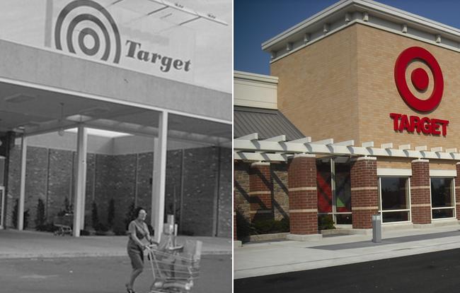 Target Store Design