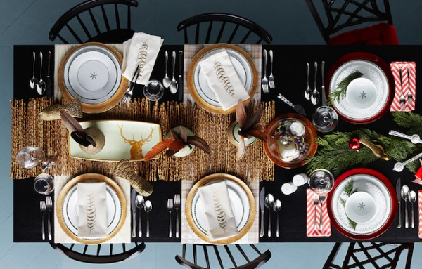 Target table settings