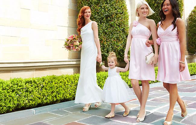Bridesmaid Dresses Target