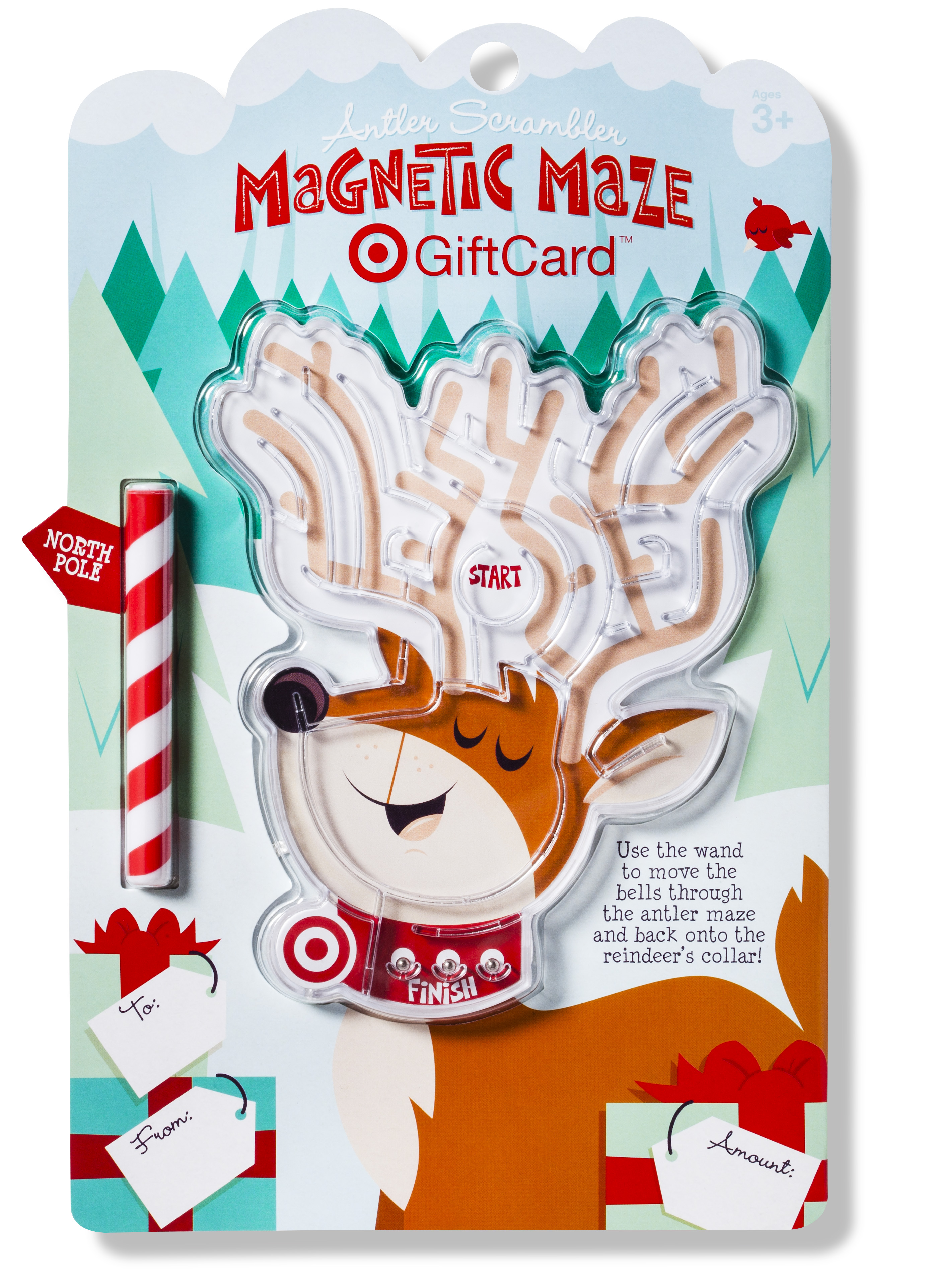 Target to Wow Guests With New Holiday Gift Cards