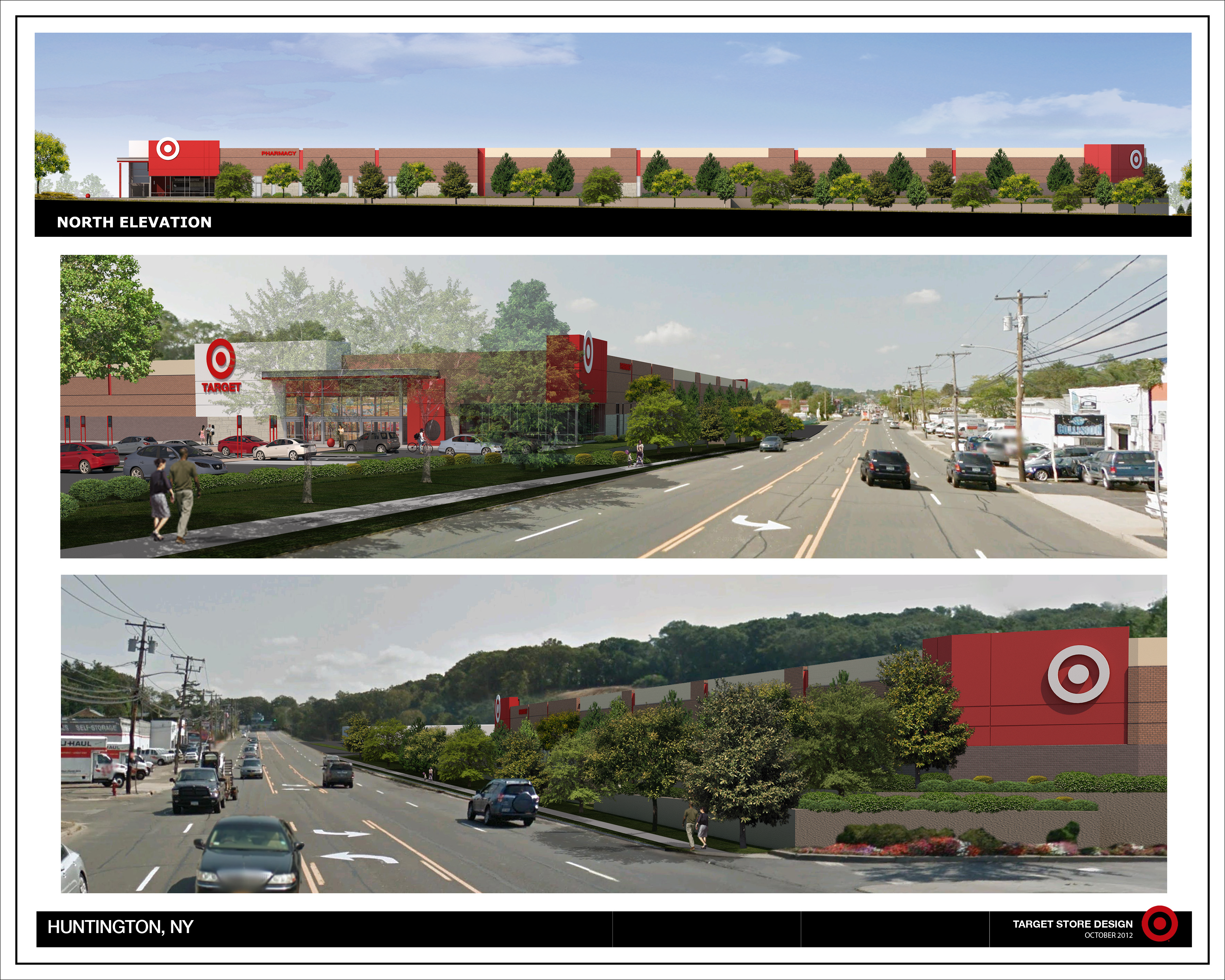 target to open new store in huntington n y