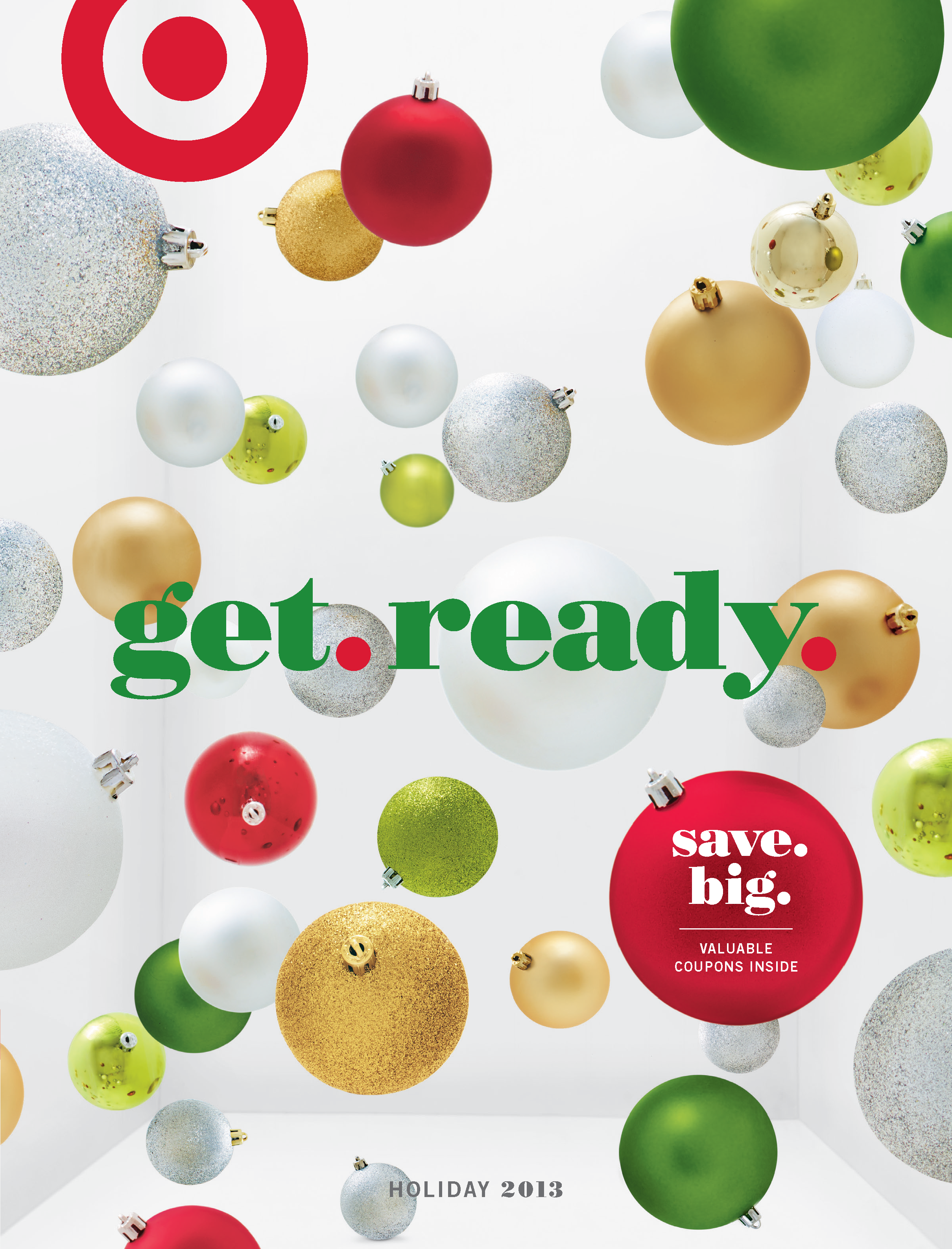 Target Unveils Holiday 2013 Initiatives