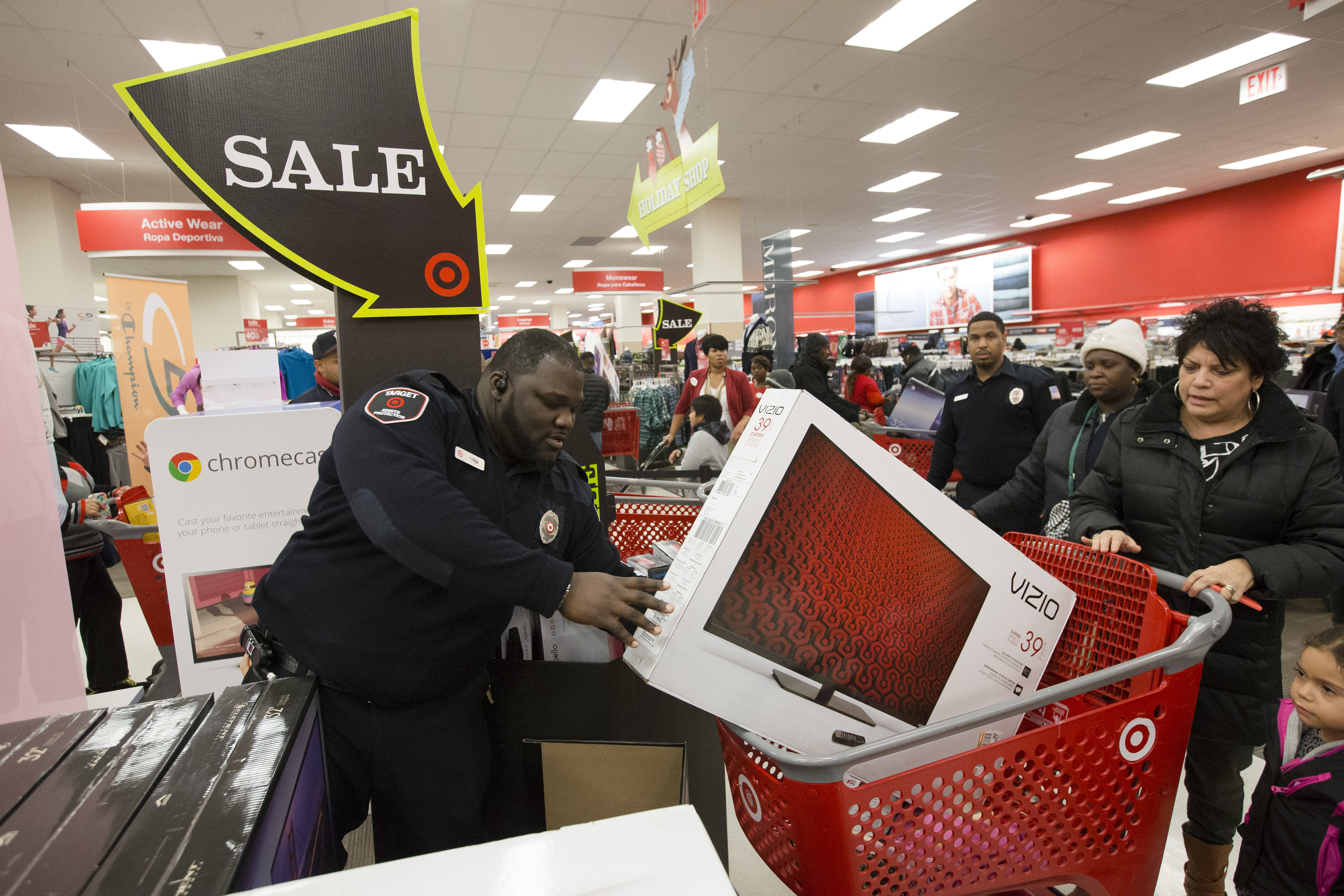Target Debuts Black Friday Promotional Strategy, Stores to Open at ...
