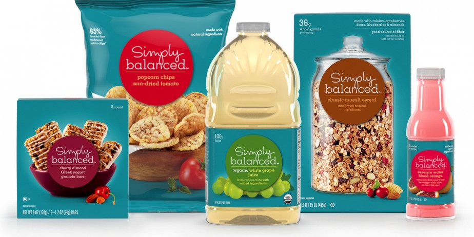 Target Introduces Simply Balanced: A Delicious Food Collection
