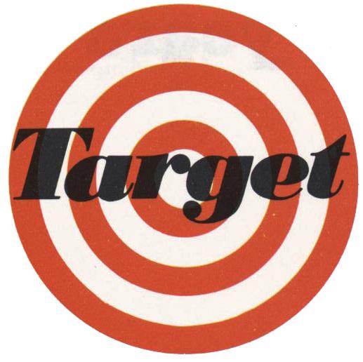 bullseye love the history of target s logo target corporate