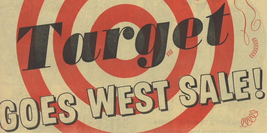 bullseye love the history of target s logo bullseye love the history of target s logo
