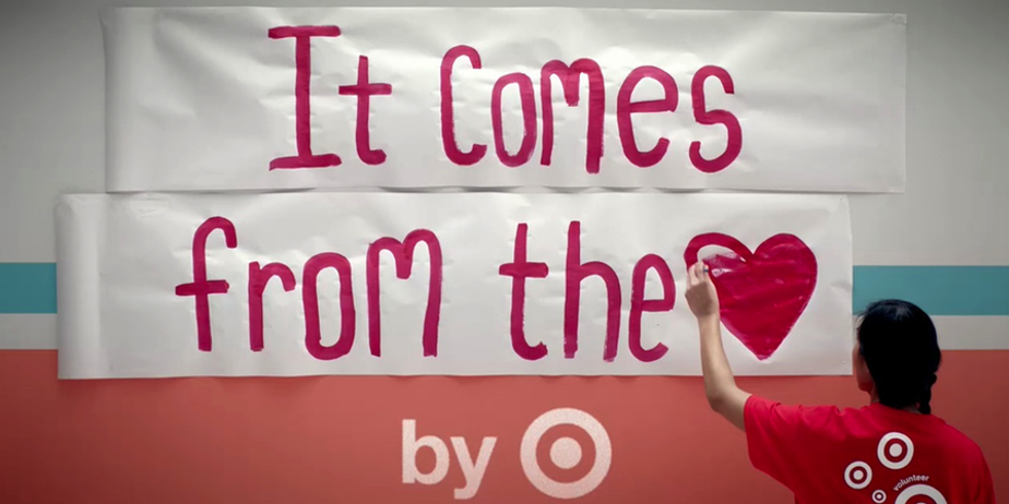 Target-around-for-good-ad-campaign