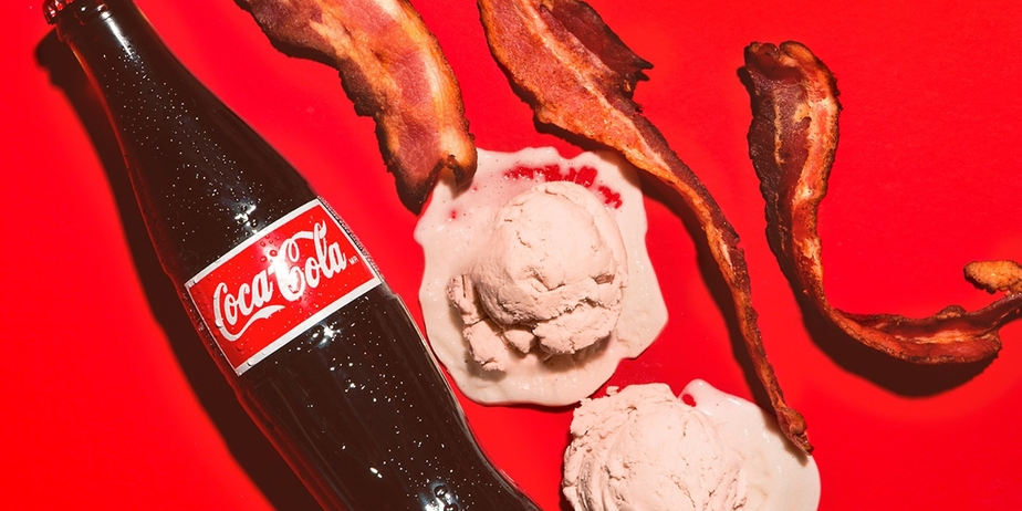 Coca-Cola Journey Bacon Ice Cream Float Recipe Target