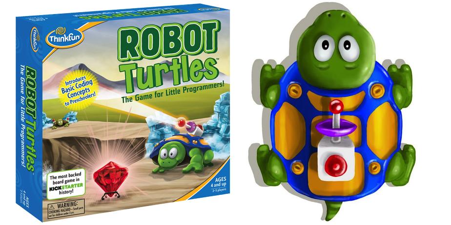 Resultado de imagen de robot turtles