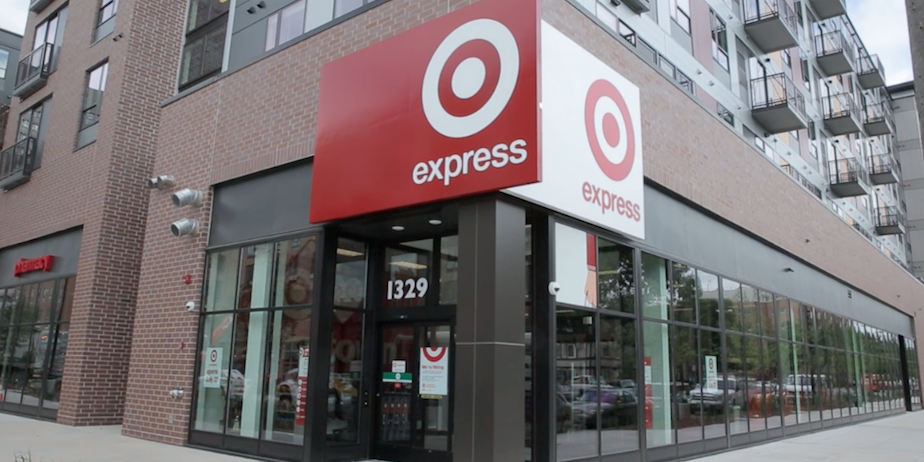 Take a tour of the first ever Target Express.