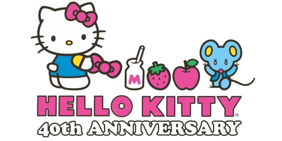 Celebrate Hello Kitty's 40th anniversary with Target.