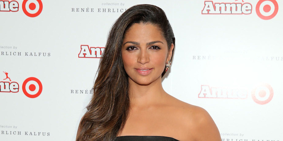 Target Partner Camila Alves Qa on oscar grants wife