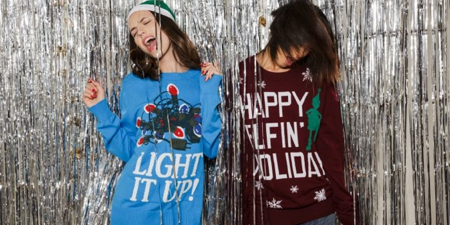 Really Ugly or Really Cool? The Ugly Christmas Sweater Debate of 2014