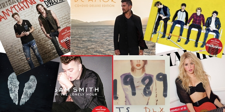 top music moments target