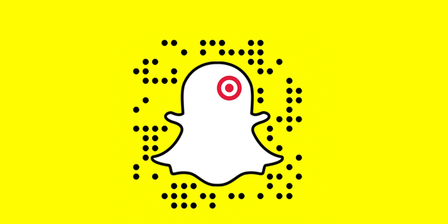 Target announces first Snapchat story.