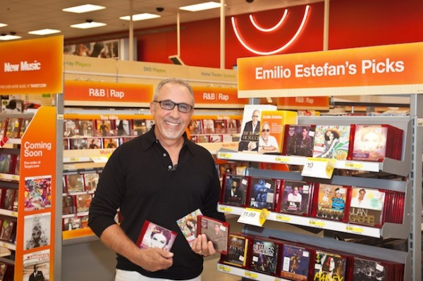 Emilio Estefan launches a curated selection of Latin entertainment at Target