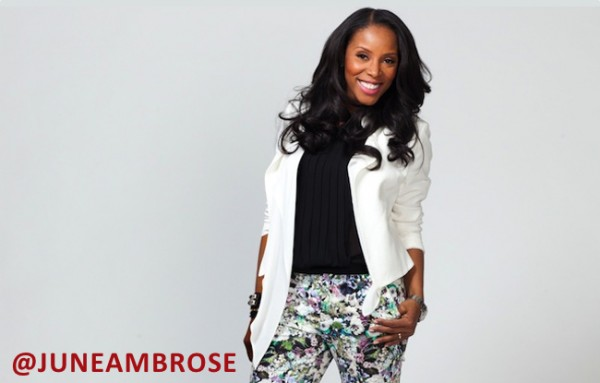 Twitterbomb with June Ambrose
