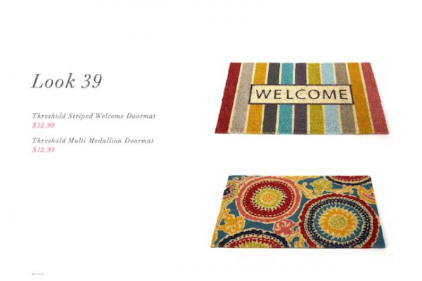 target home decor brands raising the threshold target debuts new brand of home d 233 cor 11753