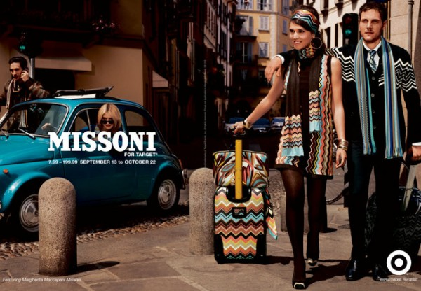 Thank You, Missoni for Target Fashionistas!