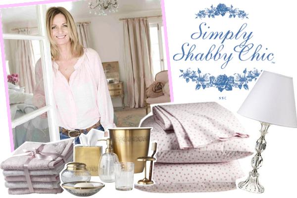 Simply shabby chic for Rachel ashwell house