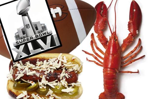 Championship Cook Off 4 Super Bowl City Recipes