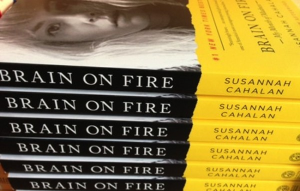 Brain on Fire -  Susannah Cahalan