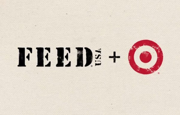 FEED USA + Target infographic