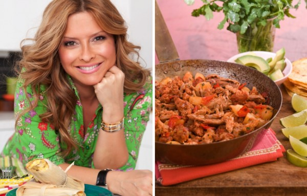 In the Kitchen with Ingrid Hoffman