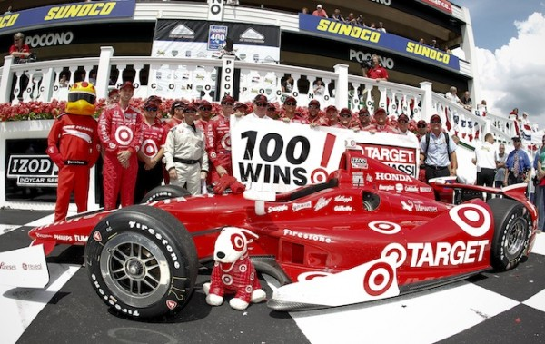 Chip Ganassi Wins
